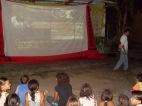 socialización de la obra en Estación Pereira (diciembre de 2008)